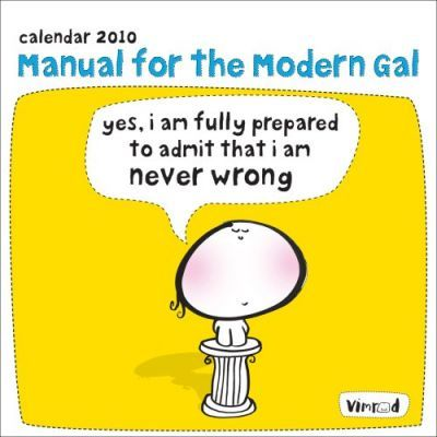 Vimrod - Manual for the Modern Gal 2010 Wall