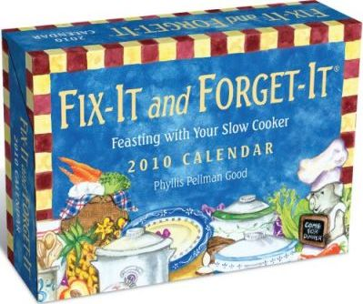 Fix-it and Forget-it 2010 Dtd