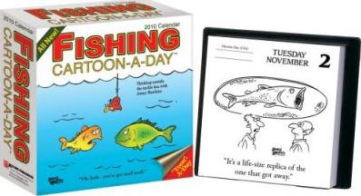 Fishing Cartoon-a-Day 2010 Dtd