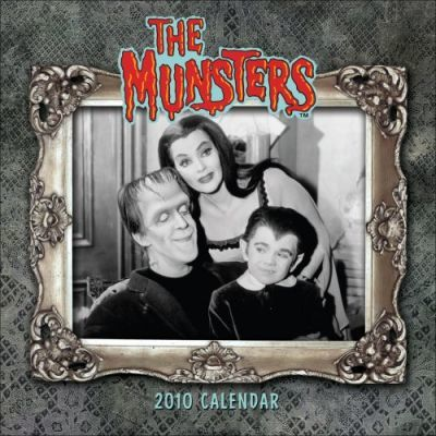 The Munsters Calendar
