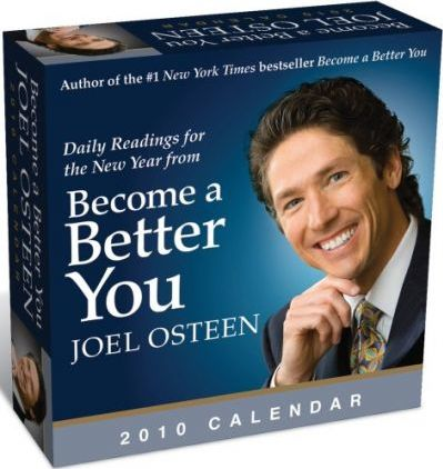 Best of Become a Better You 2010 Dtd