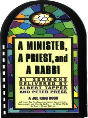 Minister, a Priest, and a Rabbi