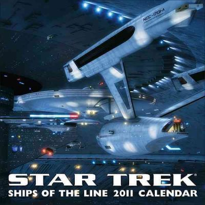 Star Trek Ships of the Line 2011