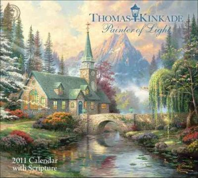 Kinkade Painter of Light (Scripture) 2011