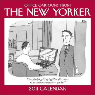 Office Cartoons from the New Yorker 2011