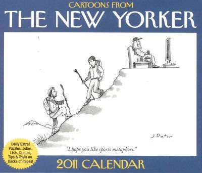 Cartoons from the New Yorker 2011