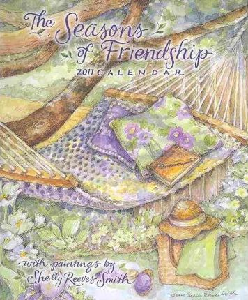 Seasons of Friendship (Reeves Smith) 2011 Diary