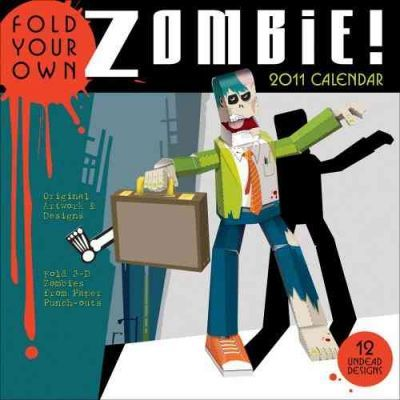 Fold Your Own Zombie 2011