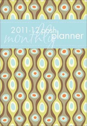 Posh Circles & Squiggles 2 Years 2011 Monthly