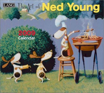 The Art of Ned Young 2009 Calendar