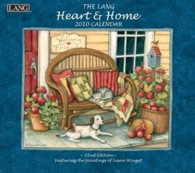 The Lang Heart & Home Calendar