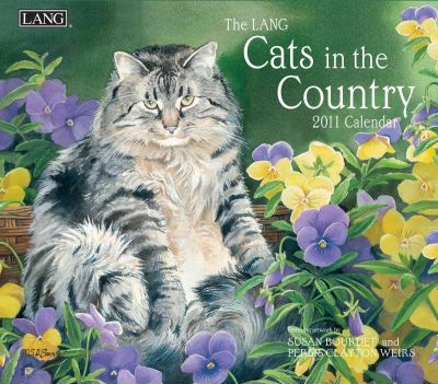Cats in the Country 2011 Calendar