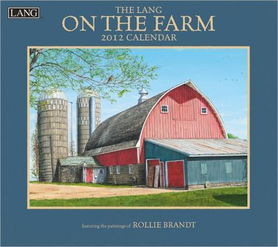 On the Farm 2012 Calendar