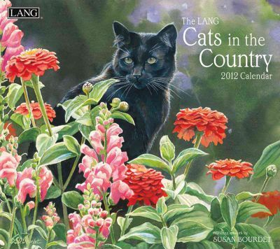 The Lang Cats in the Country 2012 Calendar