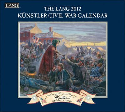 Civil War 2012 Calendar