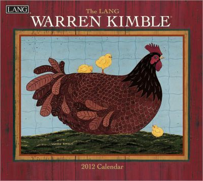 Warren Kimble 2012 Calendar