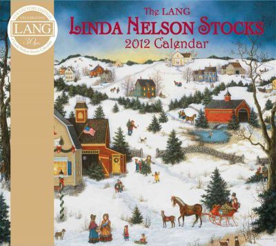The Lang Linda Nelson Stocks 2012 Calendar