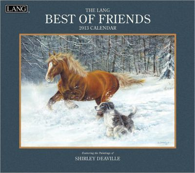 The Lang Best of Friends 2013 Calendar