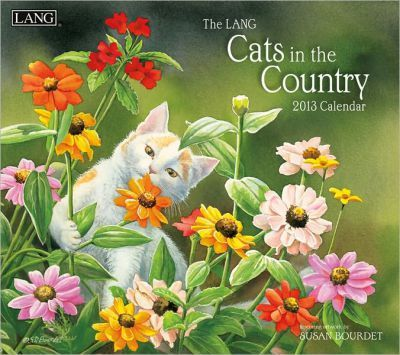 The Lang Cats in the Country 2013 Calendar