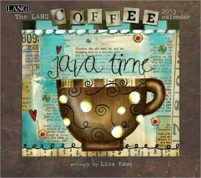 The Lang Coffee 2013 Calendar