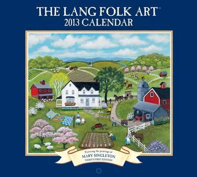 The Lang Folk Art Calendar