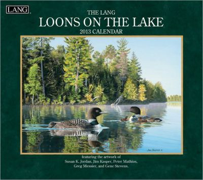 The Lang Loons on the Lake 2013 Calendar