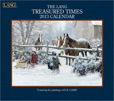 The Lang Treasured Times 2013 Calendar