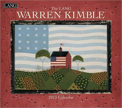 The Lang Warren Kimble 2013 Calendar
