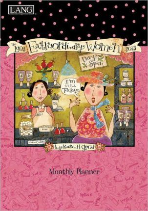 The Lang Extraordinary Women 2013 Monthly Planner