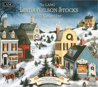 The Lang Linda Nelson Stocks 2013 Calendar