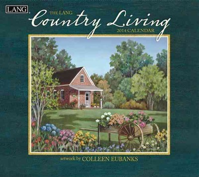 The  Lang Country Living 2014 Calendar