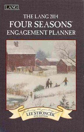 The Lang Four Seasons 2014 Engagement Planner
