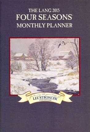 The Lang 2015 Four Seasons Monthly Planner