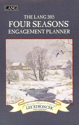 The Lang 2015 Four Seasons Engagement Planner