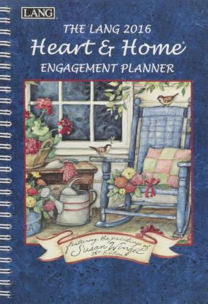 The Lang Heart & Home 2016 Planner