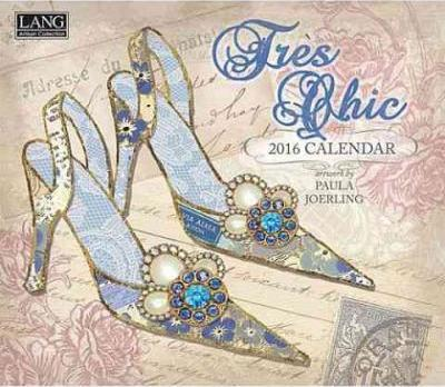 The Lang Tres Chic 2016 Calendar
