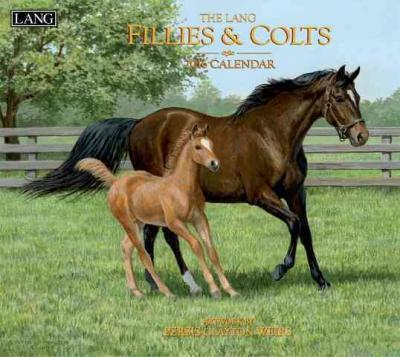 The Lang Fillies & Colts 2016 Calendar