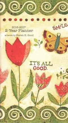 Life Is Your Dance 2016-2017 2-Year Planner