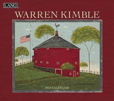 Warren Kimble 2018 Wall Calendar