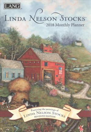 Linda Nelson Stocks 2018 Monthly Planner
