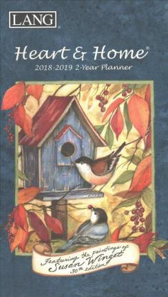 Heart & Home 2018-2019 2-Year Planner