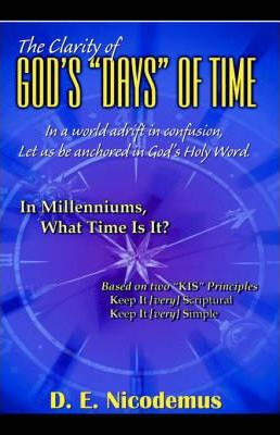 The Clarity of God's Days of Time
