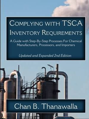 Complying With TSCA Inventory Requirements