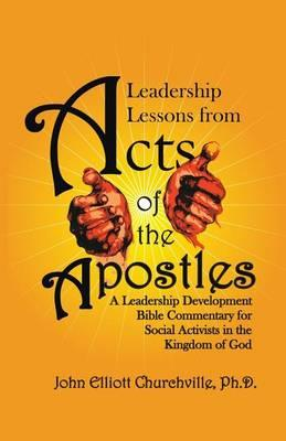 Leadership Lessons from Acts of the Apostles