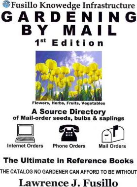 Fusillo Knowledge Infrastructure: Gardening by Mail