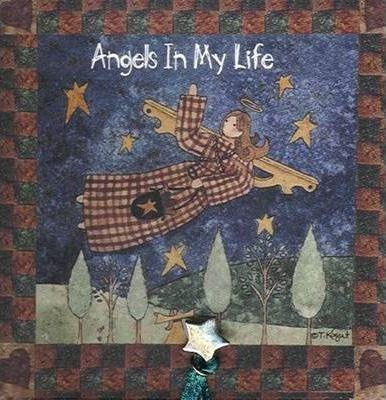 Angels in My Life Mini Book