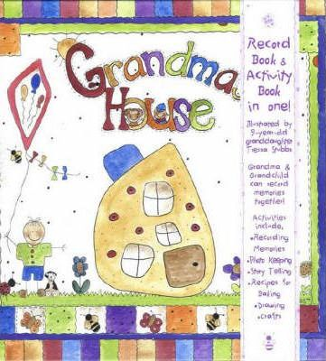 Deluxe Spiral Grandma's House Record Book