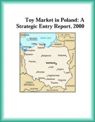 Toy Market in Poland