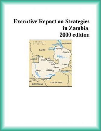 Executive Report on Strategies in Zambia, 2000 Edition