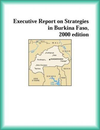 Executive Report on Strategies in Burkina Faso, 2000 Edition